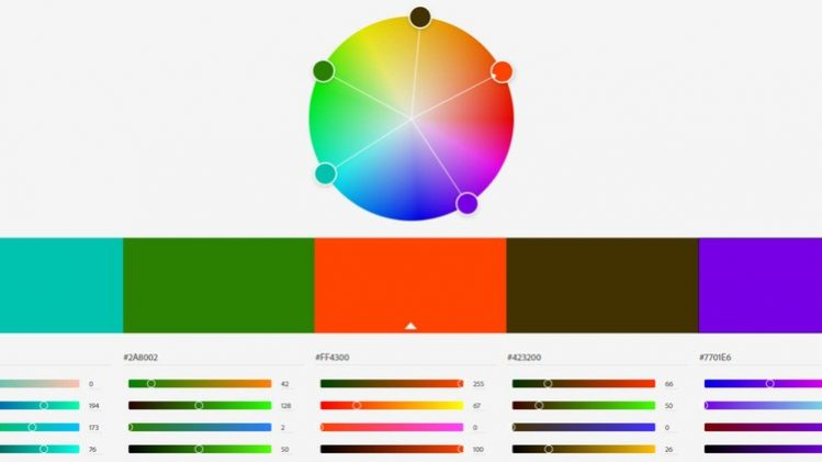 Color Theory Basics: Learning Color Theory With Adobe Color